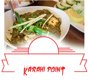 alpha catering package