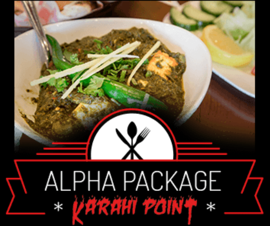 Karahi Point 1 Catering Packages