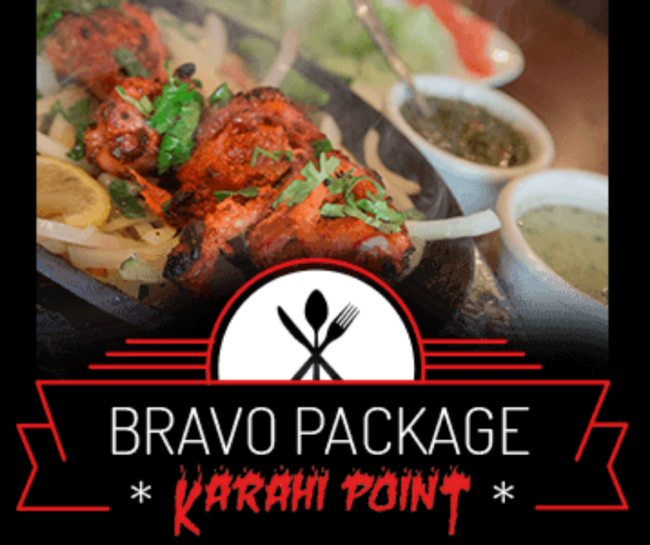 Karahi Point 2 Catering Packages