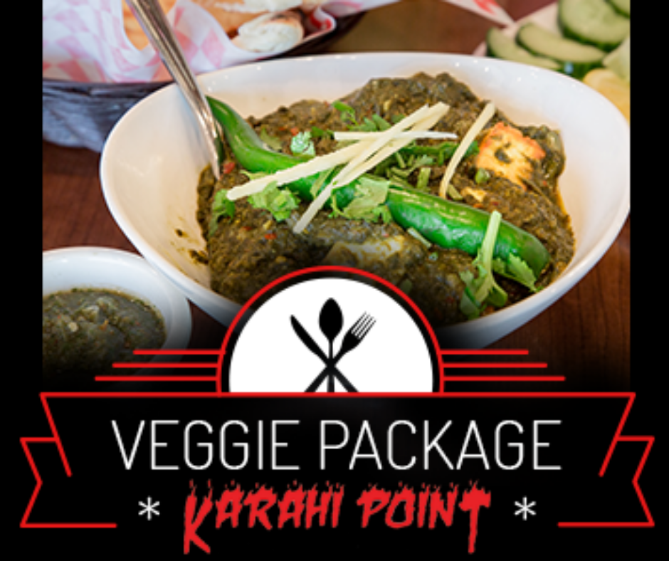 Karahi Point 4 Catering Packages