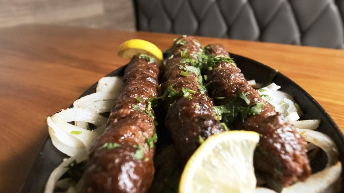Karahi Point Seekh-Kebab 12 Best Dishes to Eat When You're at Karahi Point (Part 1) Food  toronto pakistani seekh kebab palak paneer pakora nihari naan lahori fried fish kebaba karahi point karahi chicken tikka chicken karahi butter chicken biryani